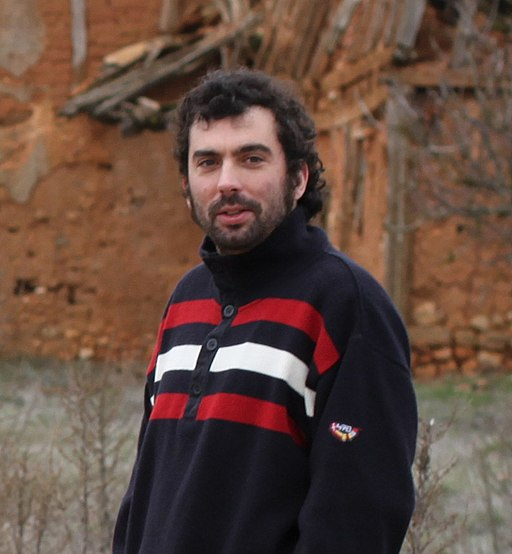 Adrián Estévez en Escobosa de Calatañazor