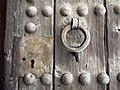 141 Monestir de Sant Cugat del Vallès, portal de l'església.JPG