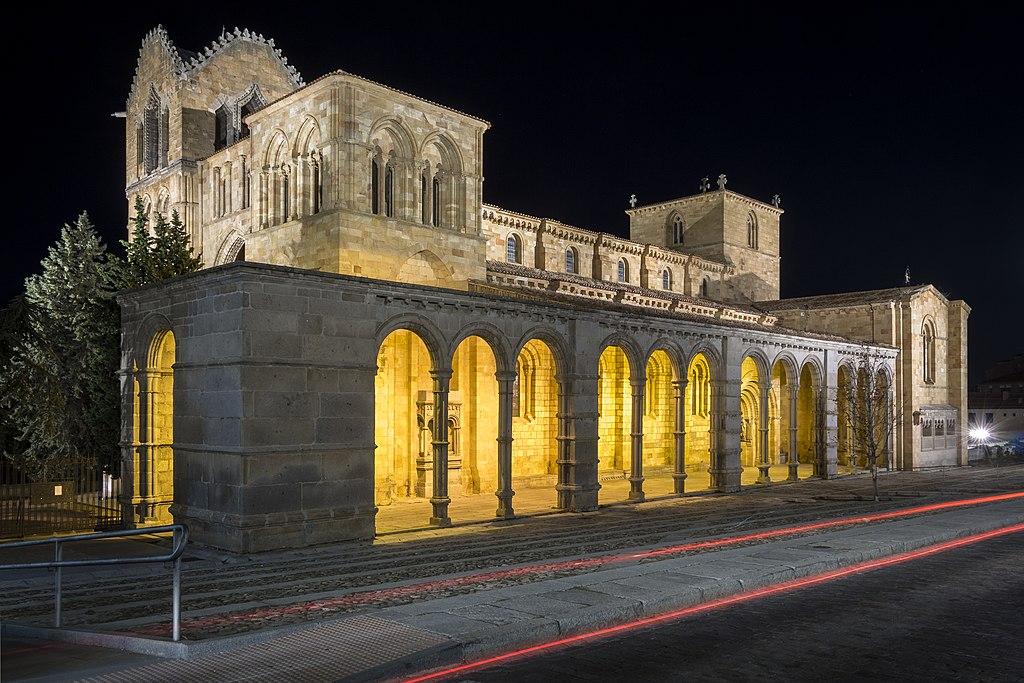 Ávila - Basílica de San Vicente - 2018-11-14 03