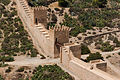 Gate city wall, Almeria, Spain.jpg