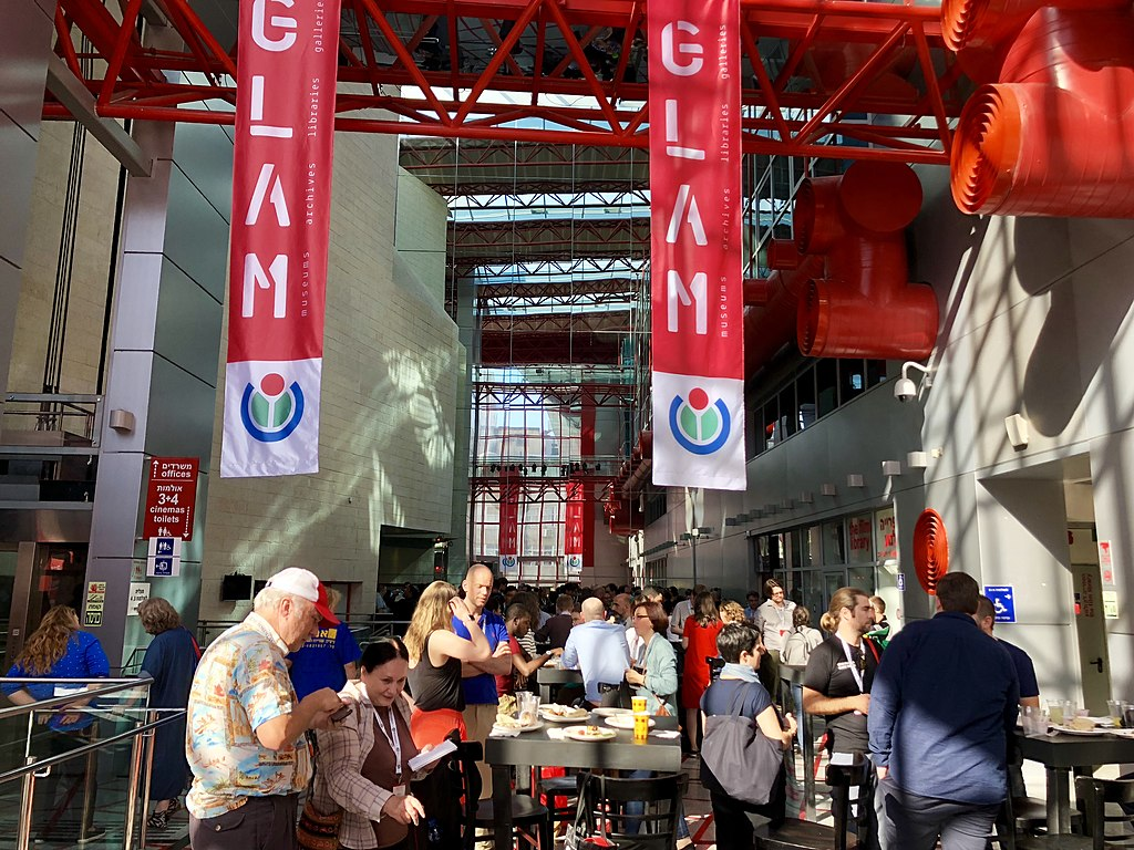 GLAMwiki Tel Aviv 2018 02