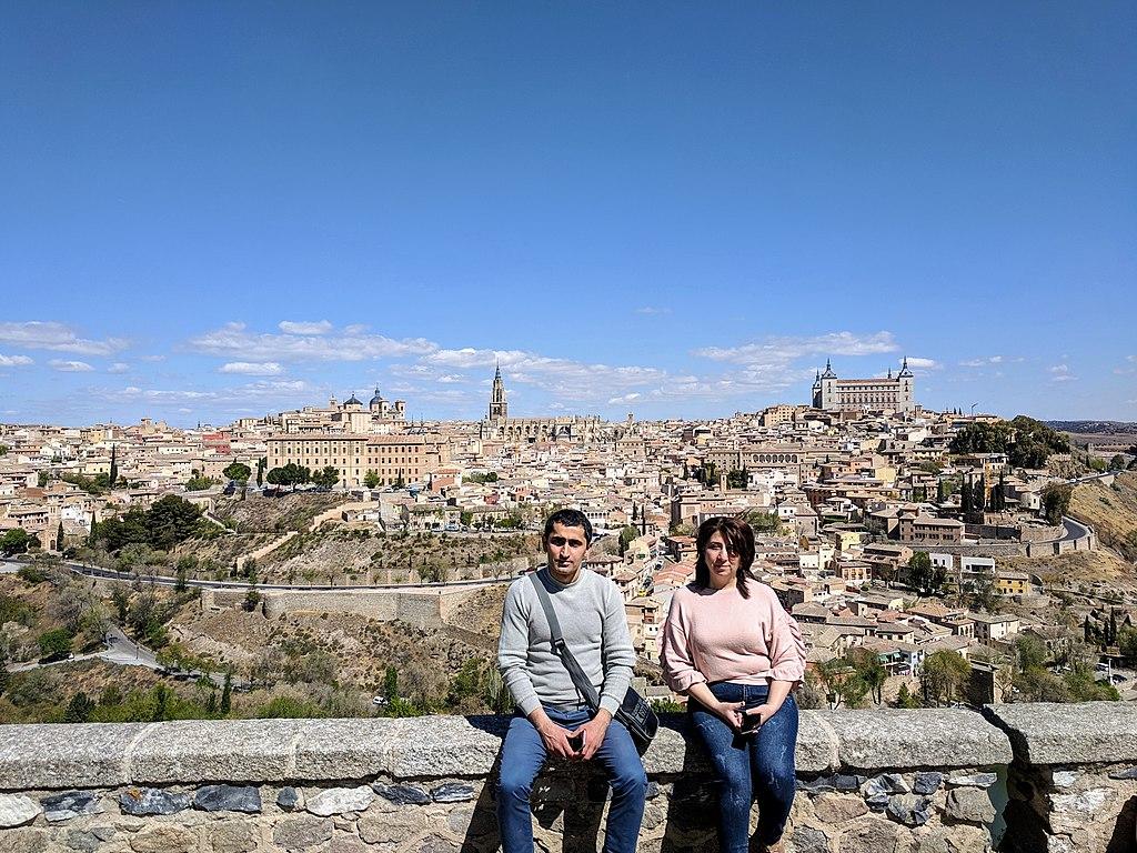 Wikimedia Armenia's visit to Spain 02