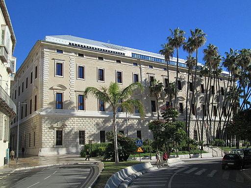 Palacio de la Aduana, Málaga 01
