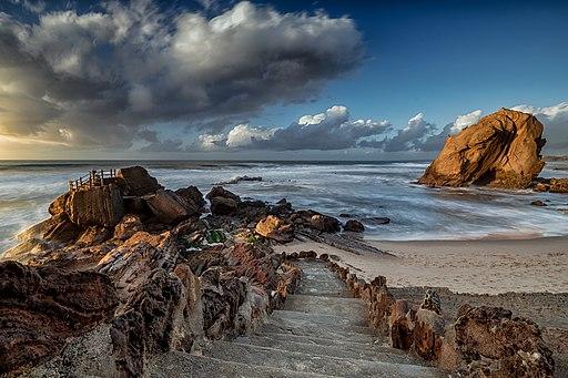 Destaques da Praia de Santa Cruz