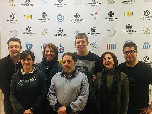 Junta Directiva de Wikimedia España