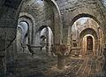 WLM14ES - Cripta del monasterio de Leyre, Navarra - alepheli.jpg