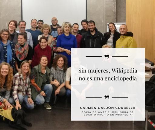 CarmenGaldonCorbellaSobreCuartoPropioEnWikipedia