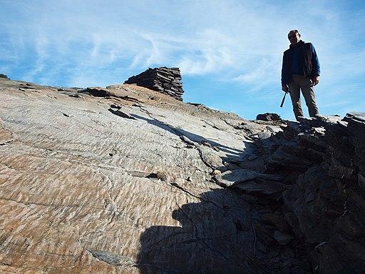 The last geologist