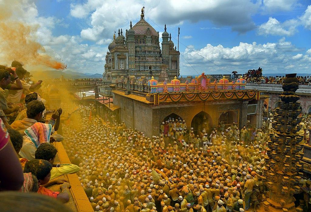 Khandoba temple Pune