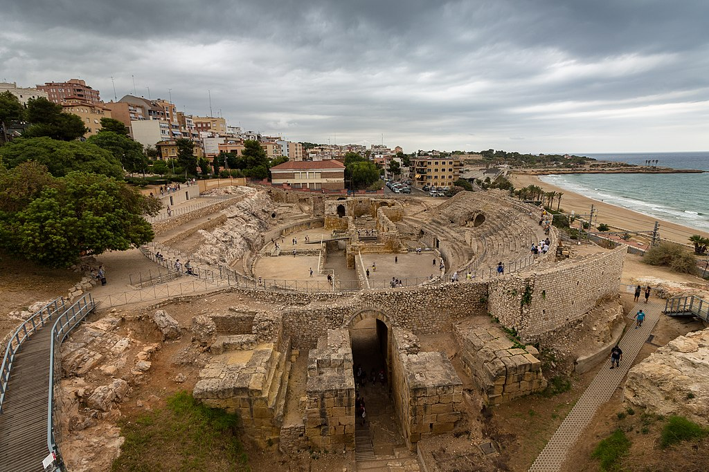 Tarragona - Amfiteatre 01 2016-08-29