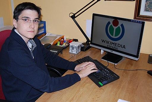 Jorge Sierra en su despacho