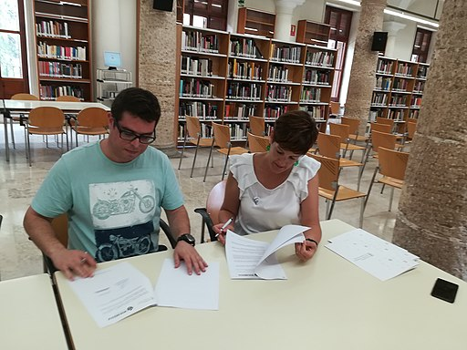 Agreement between COBDCV and Wikimedia España 03