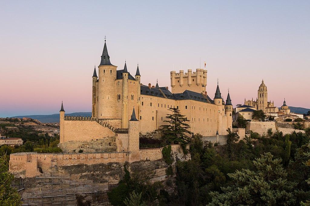 Segovia - Alcázar de Segovia 22 2017-10-24