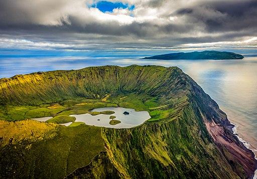 God's Creation - Ilha do Corvo