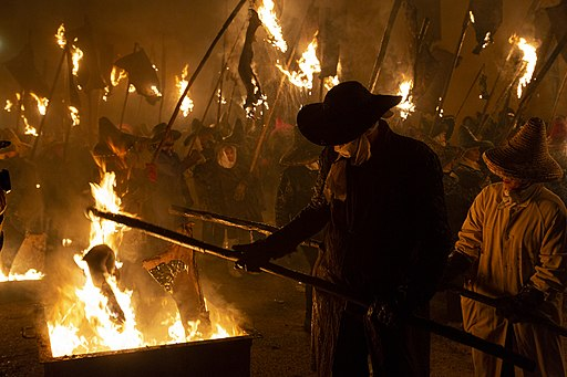 Festividad del Vítor de Mayorga (Valladolid)