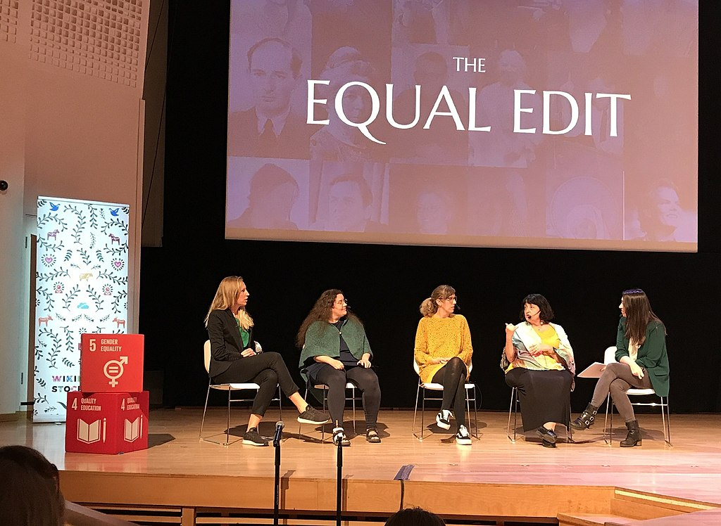 The equal edit panel Wikimania 2019